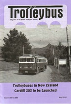 Trolleybus May 2010
